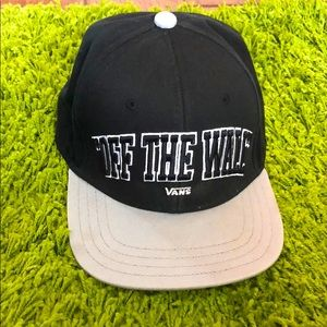 Off The Wall Vans Hat
